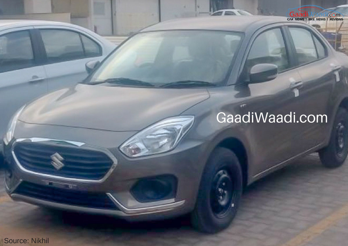 2017 Maruti Suzuki Swift Dzire launch date revealed