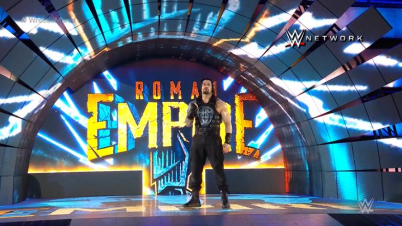 The Undertaker vs Roman Reigns WrestleMania 33 highlights