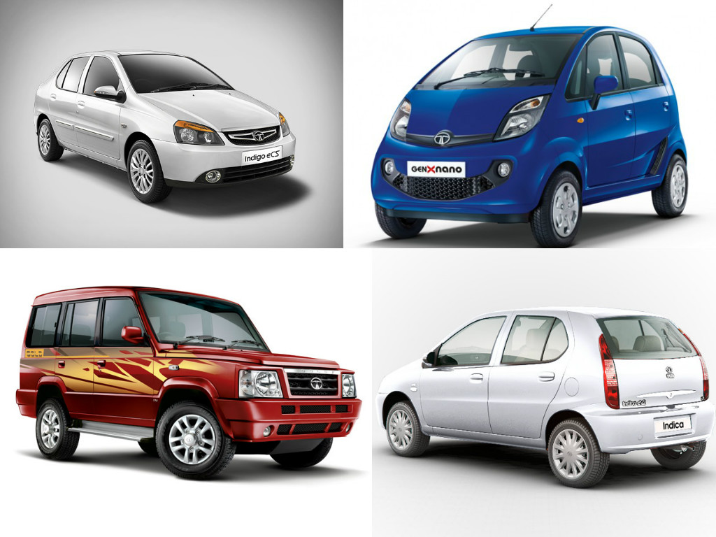 Tata Motors To Phase Out Nano Indica Indigo Sumo Soon Report