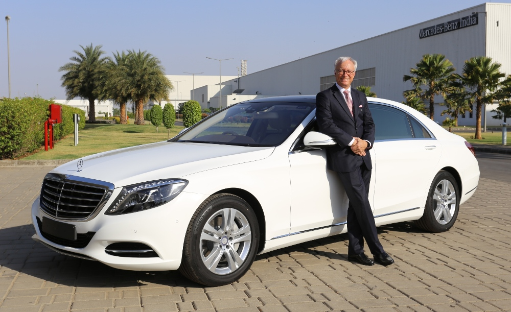 mercedes benz s class connoisseur 39 s edition launched at rs crore. Black Bedroom Furniture Sets. Home Design Ideas