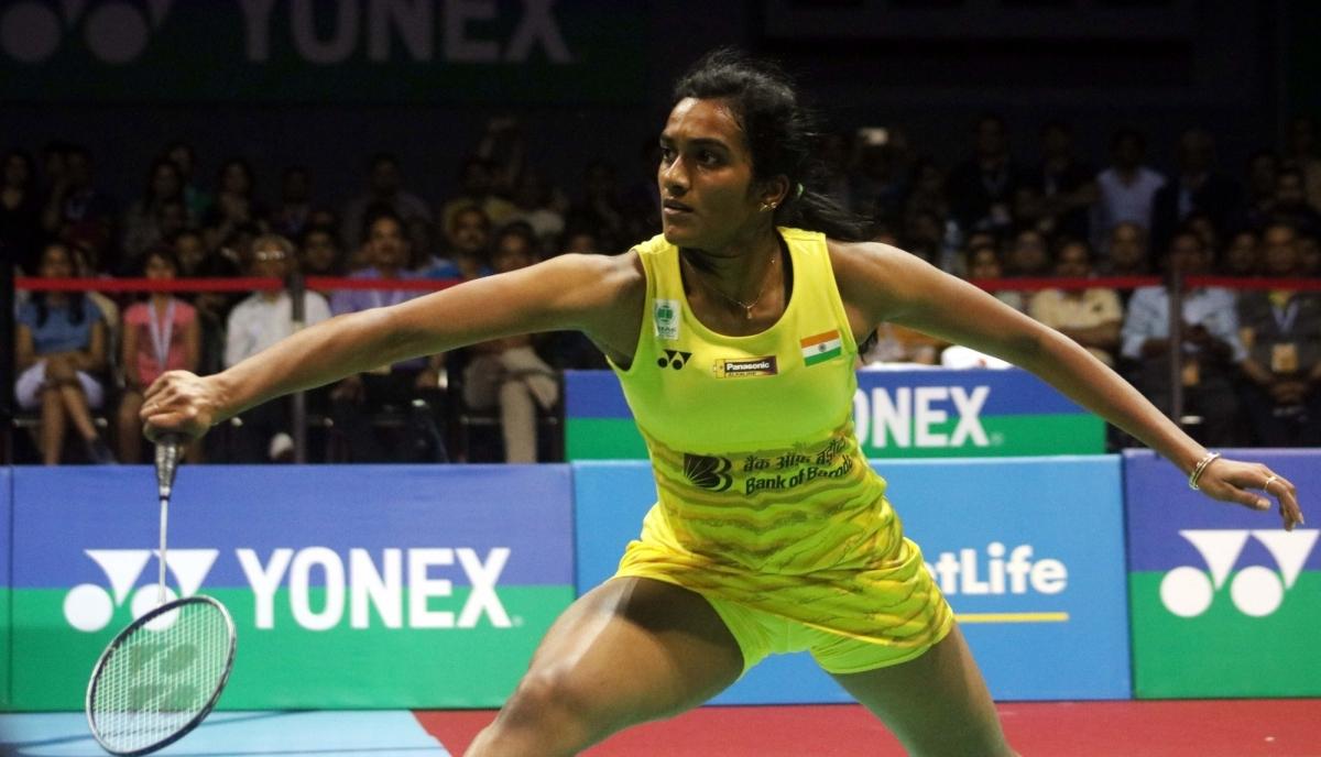 Pusarla Venkata Sindhu earns career best badminton ranking beats