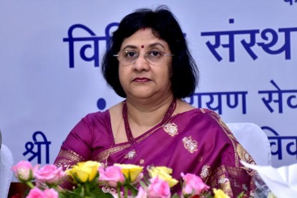 sbi, sbi arundhati bhattacharya, sbi share price, sbi chairperson