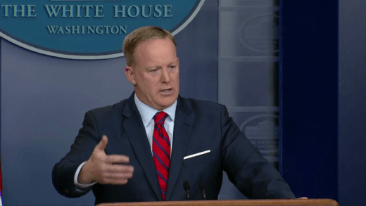 Sean Spicer: Hitler didnt even sink to using chemical weapons during WWII