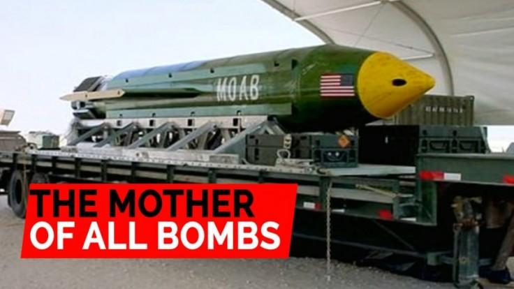 What you need to know about the Mother of all Bombs used to bomb Isis in Afghanistan