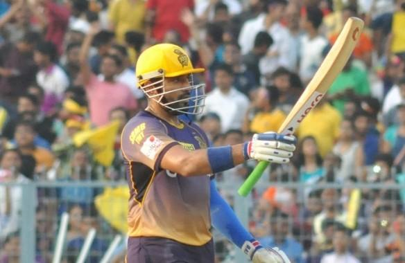Robin Uthappa, KKR, IPL 2017, Sunrisers Hyderabad, half-century
