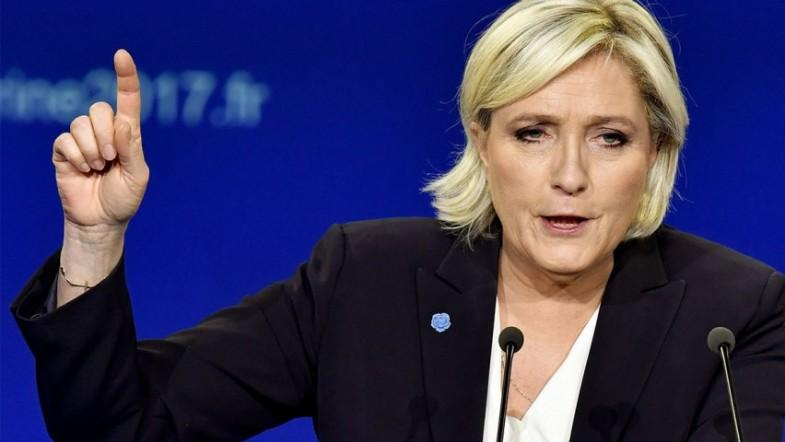Marine Le Pen claims French attacks would not have happened under her