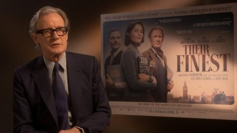 'I would like superpowers': Bill Nighy discusses acting, future roles and new film Their Finest