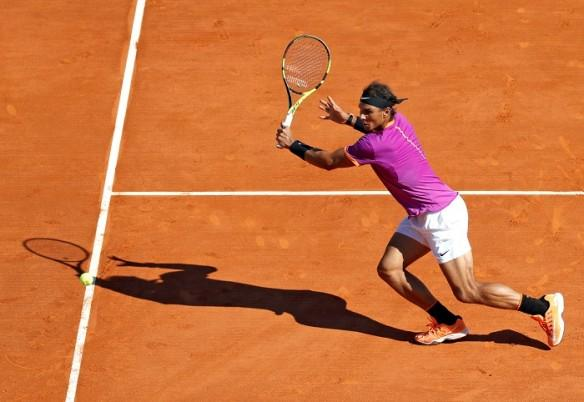 Rafael Nadal, Monte Carlo Masters, Nadal vs Schwartzman, quarterfinals