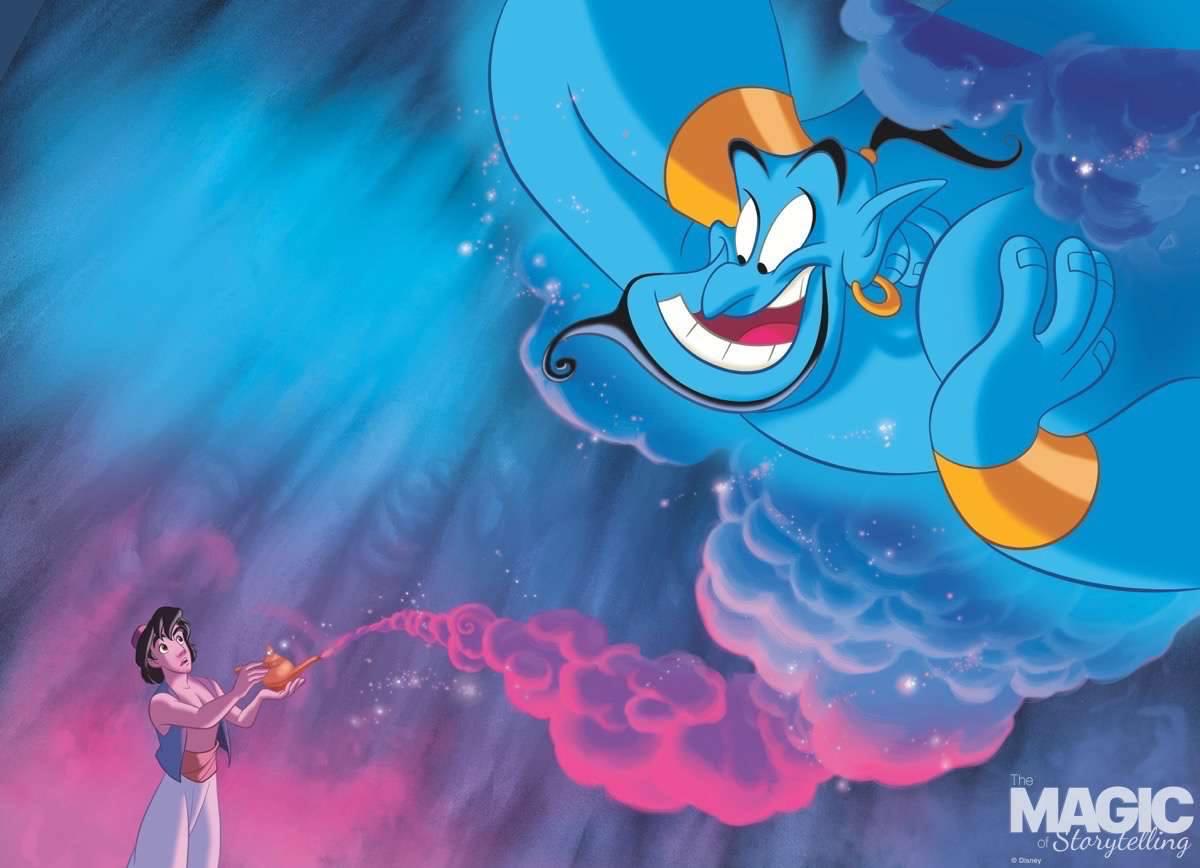 Baywatch Actor Dwayne Johnson To Play Aladdin S Genie