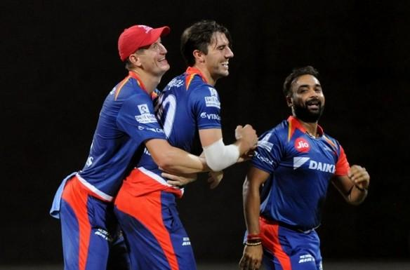 Chris Morris, Pat Cummins, Amit Mishra, Delhi Daredevils, IPL 2017
