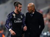 Zinedine Zidane, Gareth Bale, Real Madrid, Barcelona, El Clasico 2017
