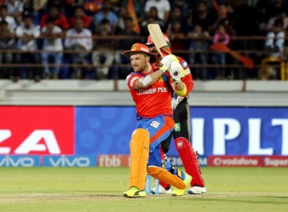 Brendon McCullum, IPl 2017, Gujarat Lions, Kings XI Punjab