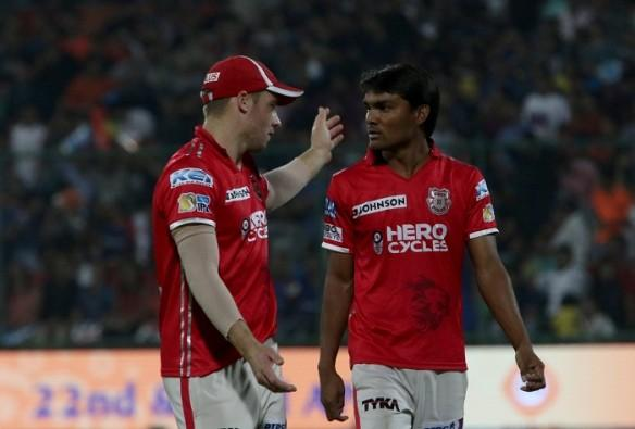 Sandeep Sharma, IPL 2017, Kings XI Punjab, Gujarat Lions