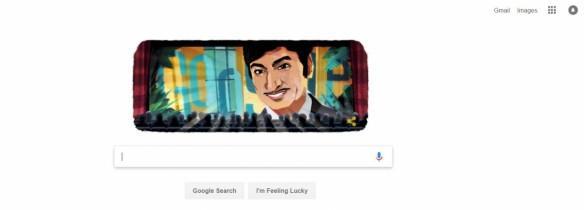 Dr. Rajkumar, birthday,Google Doodle,