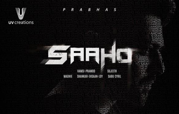 Prabhas19 titled Saaho first look