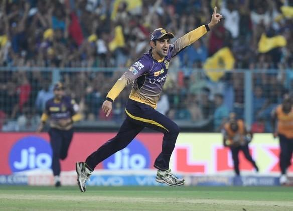Gautam Gambhir, IPL 2017, Delhi, Abusive players