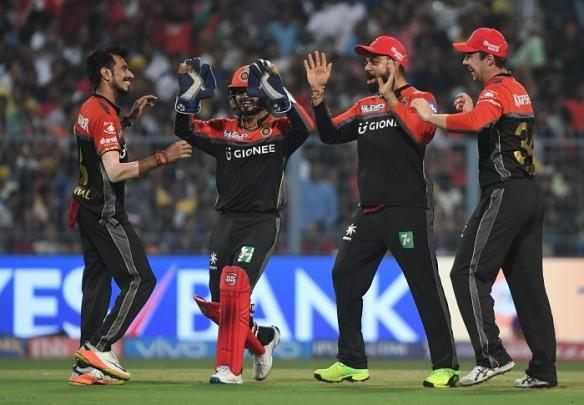 Yuzvendra Chahal, Virat Kohli, RCB, SRH, IPL 2017