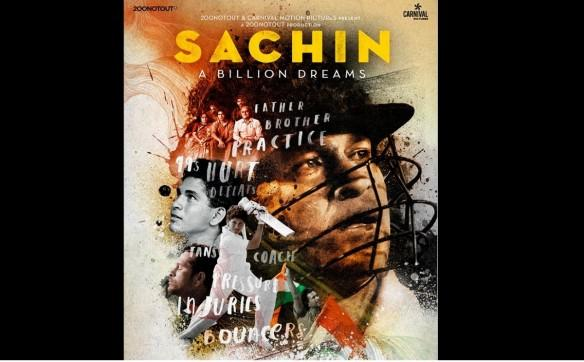 Sachin: A Billion Dreams, Sachin Tendulkar
