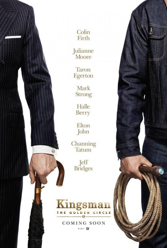 Kingsman 2 trailer