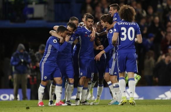 Diego Costa, Chelsea, Southampton, EPL