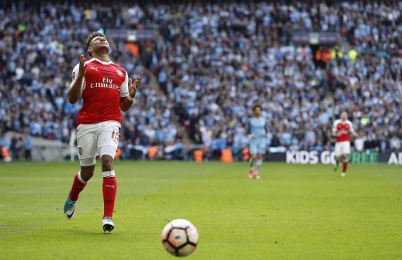 Alex Oxlade-Chamberlain, Arsenal