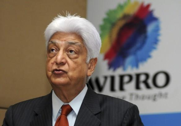 wipro share price, wipro bonus shares, wipro bonus share history, azim premji shareholding, azim premji shares in wipro, wipro q4 results,