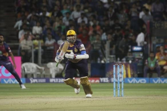 Robin Uthappa, IPL 2017, RPS, KKR