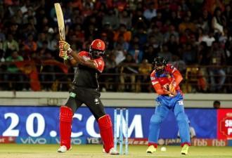 Chris Gayle, RCB, Dinesh Karthik, Gujarat Lions