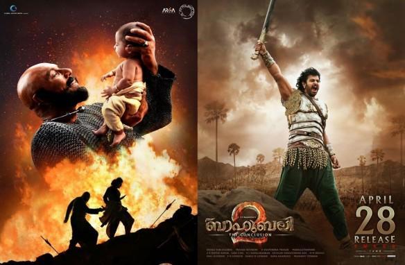 Bahubali 2, Baahubali 2, Kattappa, Bahubali kerala box office