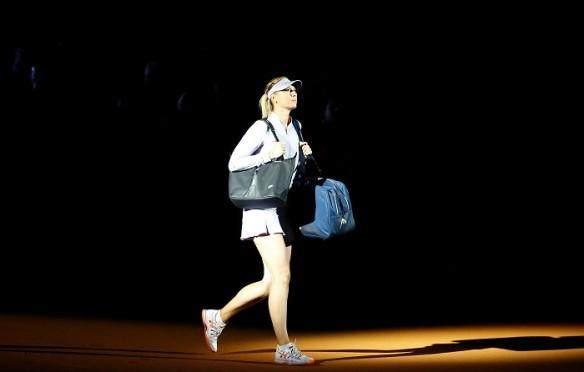 Maria Sharapova, Eugenie Bouchard, Sharapova comeback, Doping ban