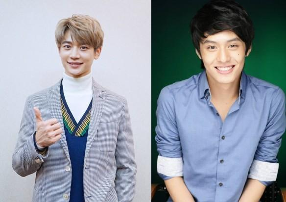 Do Ji Han and Choi Min Ho