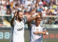 Gonzalo Higuain, Juventus, Serie A, Live football