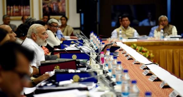NITI Aayog meeting
