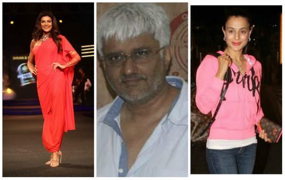 Sushmita Sen, Vikram Bhatt and Ameesha Patel