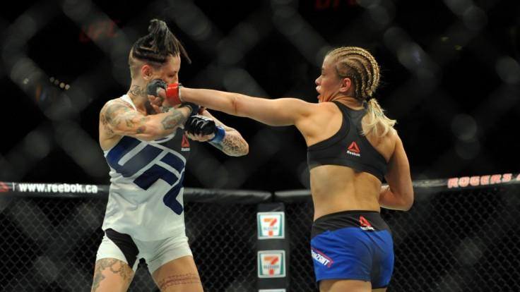 Top 5 of the hottest female UFC fighters