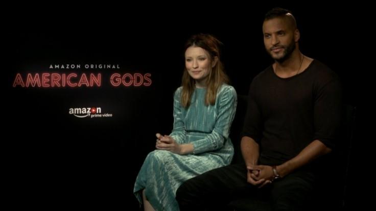 American Gods cast speak on how it reflects US immigration today
