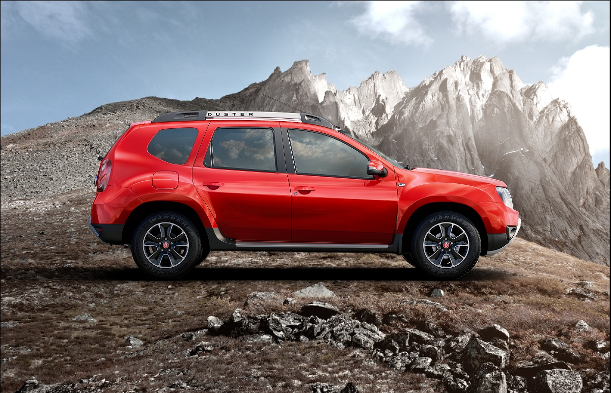 renault duster petrol cvt launched at rs lakh. Black Bedroom Furniture Sets. Home Design Ideas