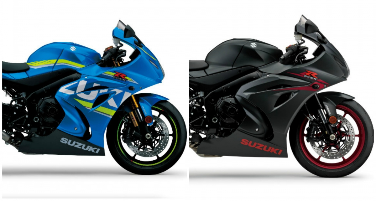 New Suzuki GSX-R1000 and GSX-R1000R launched in India