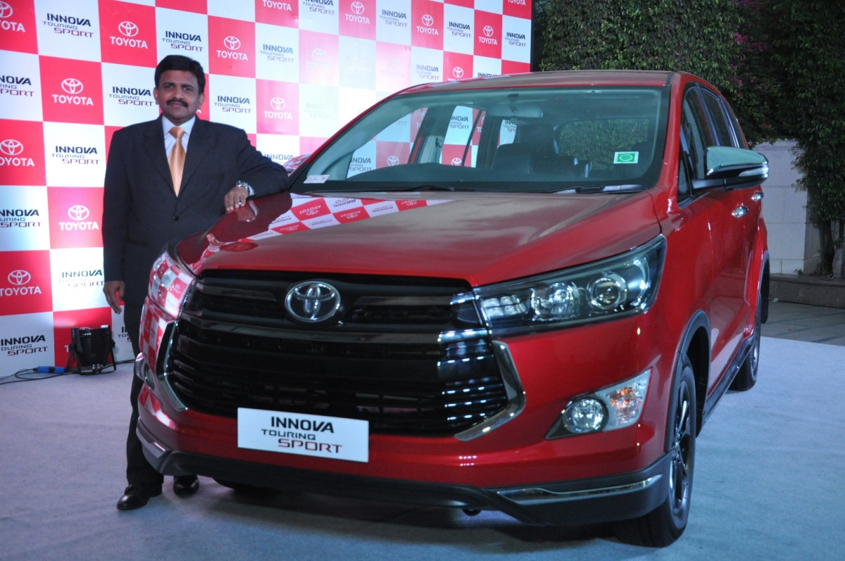Toyota Innova Touring Sport Launched In India