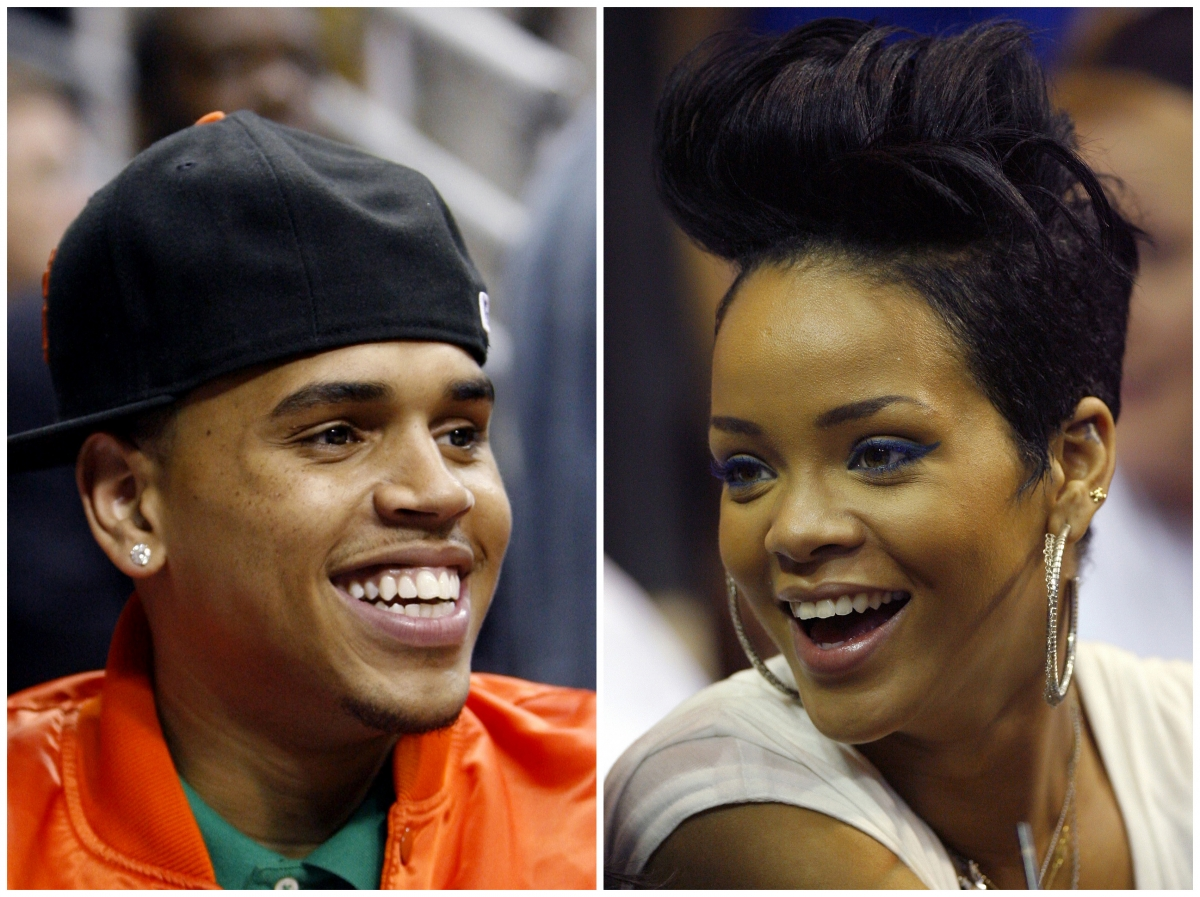 Is Rihanna planning to link up with Chris Brown again?