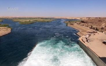 Syrian Democratic Forces recapture Tabqa Dam from Isis