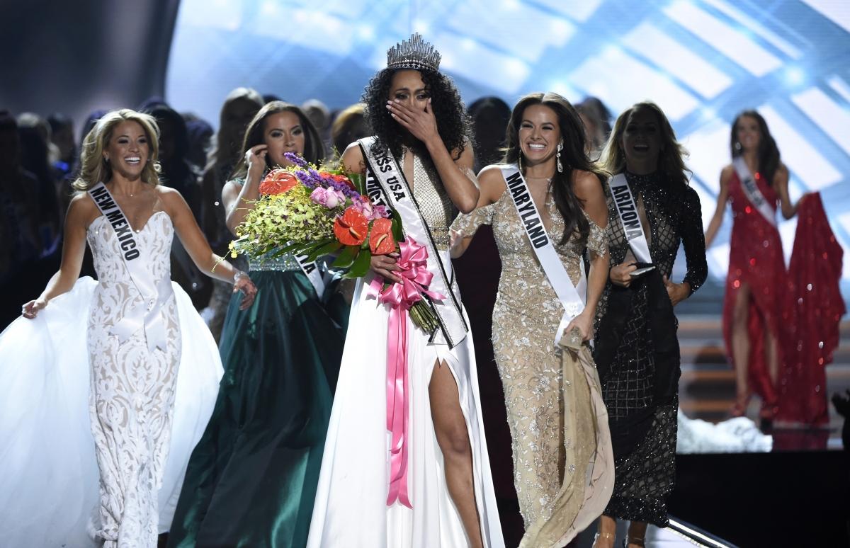 Miss USA 2017 winner Miss District Of Columbia Kara ...