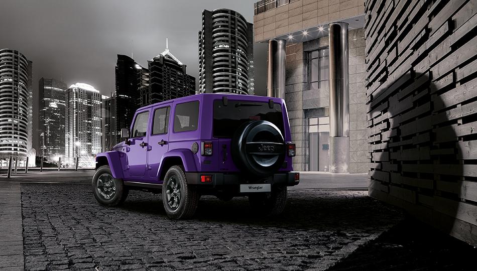 Eagle Auto Sales >> Jeep Wrangler Night Eagle launched - IBTimes India