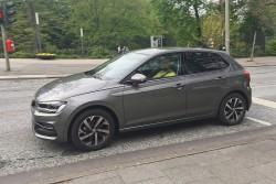 2017 Volkswagen Polo, 2017 Volkswagen Polo images, 2017 Volkswagen Polo spied