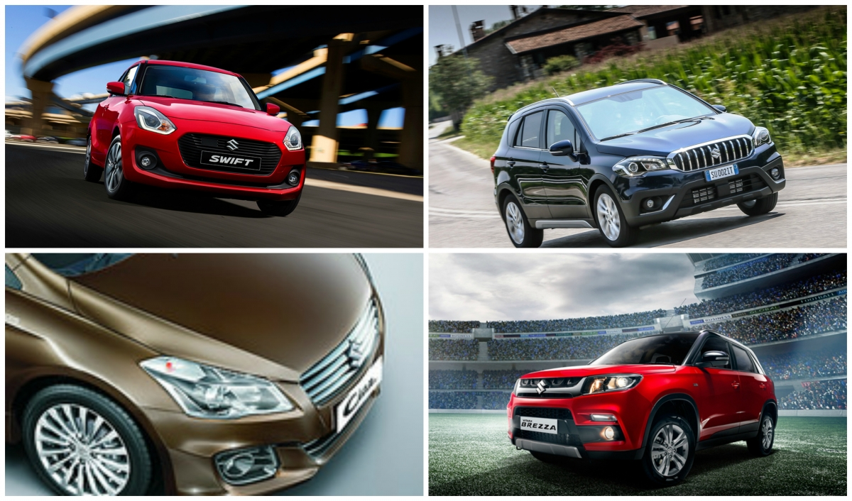 upcoming maruti suzuki cars in india