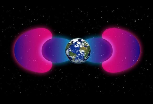 nasa, Earth, VLF bubble, man-made barrier, space,