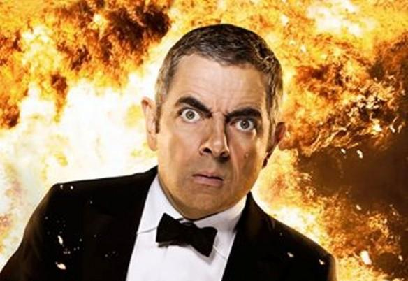 Rowan Atkinson's Johnny English