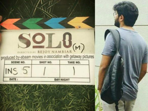 Dulquer Salmaan, Solo, DQ