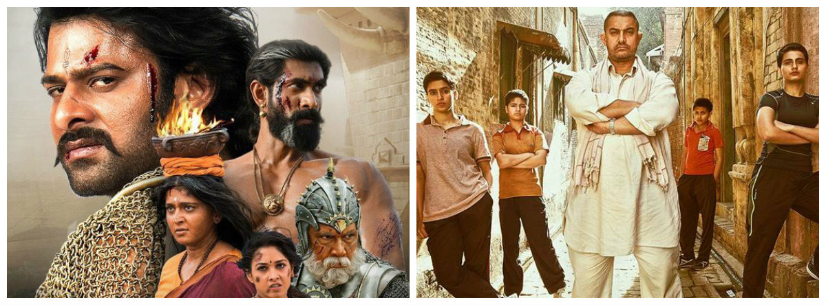 Baahubali 2 China Box Office Collection >> Will Dangal be able to beat SS Rajamouli's Baahubali 2? This is what Aamir Khan has to say ...