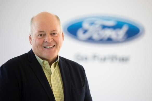 JIM HACKETT, Ford Motor Company